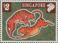 [Chinese New Year - Year of the Tiger, Typ ADK]