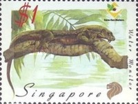 [Nature Protection - Reptiles and Amphibians, type AGJ]
