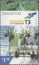 [The Opening of Singapore Changi Airport Terminal 3, Typ BBY]