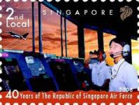 [The 40th Anniversary of the RSAF - Republic of Singapore Air Force, Typ BEE]