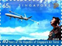 [The 40th Anniversary of the RSAF - Republic of Singapore Air Force, Typ BEF]