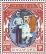 [Singapore Postal Service through the Years, Typ BEM]