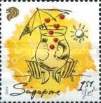 [Greetings Stamps - Let's Celebrate, Typ BEZ]