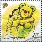[Greetings Stamps - Let's Celebrate, Typ BFC]