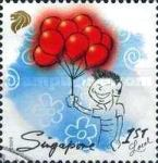 [Greetings Stamps - Let's Celebrate, Typ BFD]