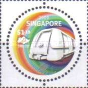 [Launch of the SMRT Circle Line, Typ BFQ]