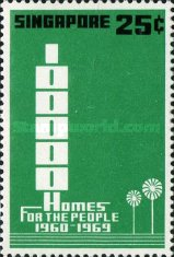 "[Completion of ""100,000 Homes for the People"" Project, type BM]"