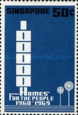 "[Completion of ""100,000 Homes for the People"" Project, type BM1]"
