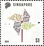 [Greetings Stamps - Let's Celebrate, Typ BRA]