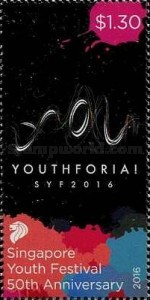 [The 50th Anniversary of the Singapore Youth Festival, Typ BWB]