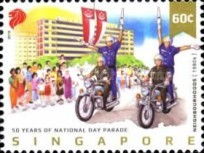 [The 50th Anniversary of the National Day Parade, Typ BWI]
