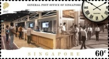[Opening of the New General Post Office, Typ BYR]