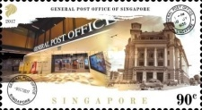 [Opening of the New General Post Office, Typ BYS]