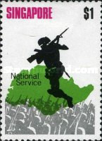 [National Day - The 3rd Anniversary of Military Service, type CH]