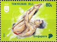 [Summer Olympic Games 2020 - Tokyo, Japan 2021, type CHH]
