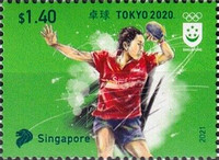 [Summer Olympic Games 2020 - Tokyo, Japan 2021, type CHJ]