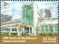 [The 200th Anniversary of Healthcare - Singapore General Hospital, type CHM]