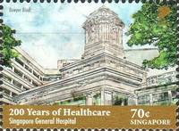 [The 200th Anniversary of Healthcare - Singapore General Hospital, type CHN]