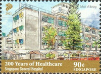 [The 200th Anniversary of Healthcare - Singapore General Hospital, type CHO]
