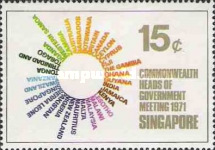 [Commonwealth Heads of Government Meeting, Singapore, type CP]