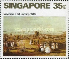 [Paintings of Singapore, type DK]