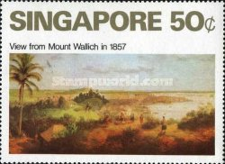 [Paintings of Singapore, type DL]