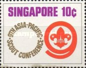 [The 9th Asia-Pacific Scout Conference, type FV]