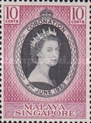 [Coronation of Queen Elizabeth II, type H]