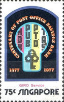 [The 100th Anniversary of Post Office Savings Bank, type IN]