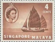 [Queen Elizabeth II, Ships and Other Images, type K]