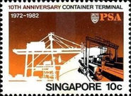 [The 10th Anniversary of Container Terminal, type MQ]