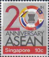 [The 20th Anniversary of Association of Southeast Asian Nations or ASEAN, Typ QQ]