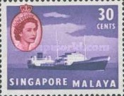 [Queen Elizabeth II, Ships and Other Images, type S]