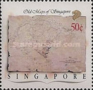 [Old Maps of Singapore, type SO]