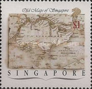 [Old Maps of Singapore, type SP]