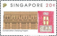 [Architectural Heritage - Conservation of Tanjong Pagar District, type WS]