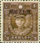 [China Empire Postage Stamps Overprinted - Not Watermarked, Typ Q]