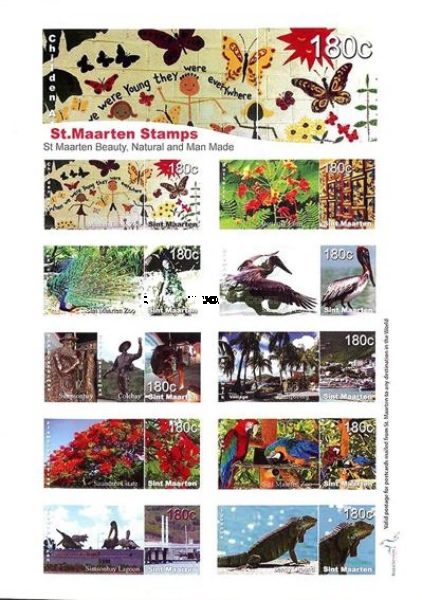 [Tourism - Personalized Stamps, type ]