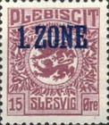 """[Overprinted """"1.ZONE"""", type A4]"""