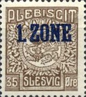 """[Overprinted """"1.ZONE"""", type A7]"""