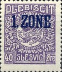"""[Overprinted """"1.ZONE"""", type A8]"""