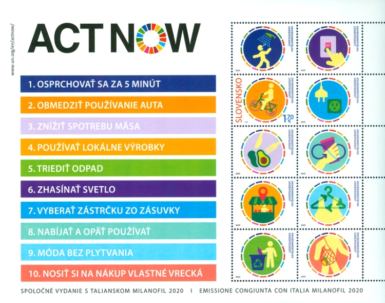 [National Philatelic Exhibition MILANOFIL 2020 - Milano, Italy - Joint Issue with Italy, type ]