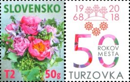 [Flowers - Personalized Stamp, Typ ABM]