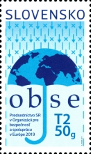 [Chairmanship of the OSCE - Organisation for Security and Co-operation in Europe, type ACA]