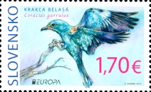 [EUROPA Stamps - National Birds, type ACG]