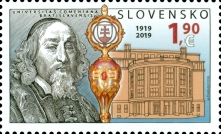[The 100th Anniversary of Comenius University, type ACN]