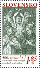 [The 300th Anniversary of the Death of the Three Saintly Martyrs of Košice, type ACQ]