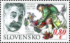 [Stamp Day - Vincent Hloznik, 1919-1997, type ADB]