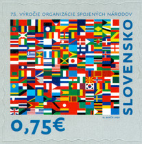 [The 75th Anniversary of the Founding of the United Nations, type ADD]
