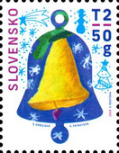 [Christmas Bell, type ADY]